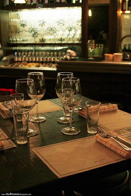 Balzac Brasserie - Interior