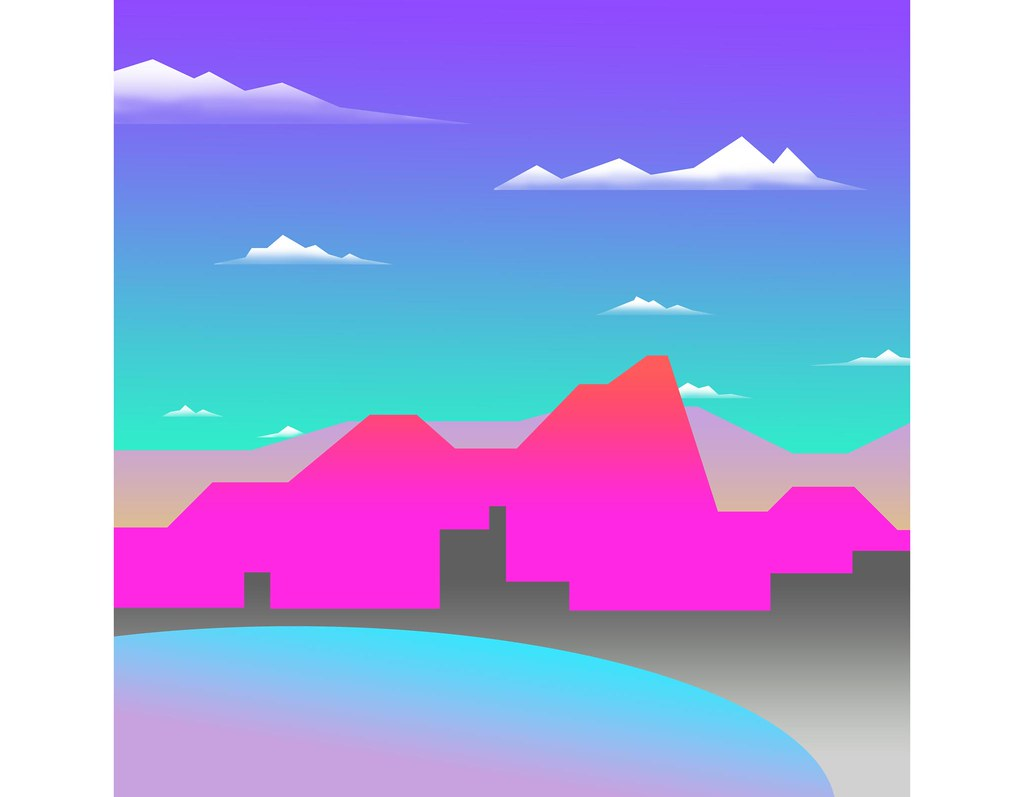 southwest landscape 1