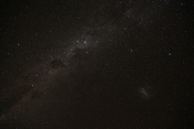 Canon EOS 5D Mark III sample image 20 second astro photography at 6400 ISO, 24mm