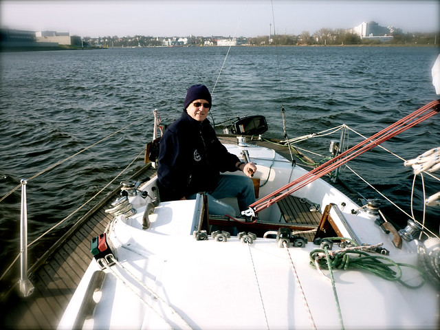 Sailing Vegesack 28 March 2012