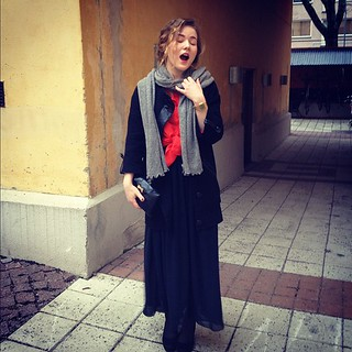 ELÄYDYIN #helsinki #me #outfit