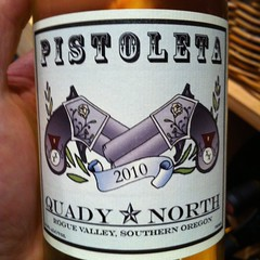2010 Quady North Pistoleta