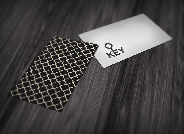 Key Business Card 1