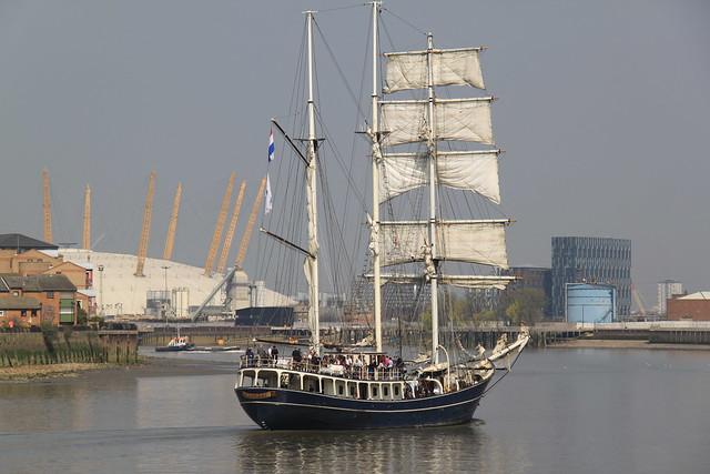 Sail Royal Greenwich Preview Voyage