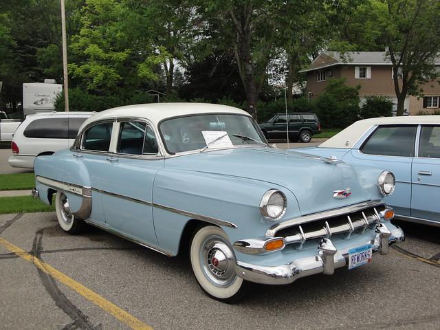 54 Chevrolet Bel Air Flickr Photo Sharing