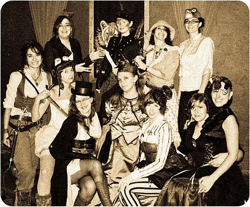 The Ladies of Mischief