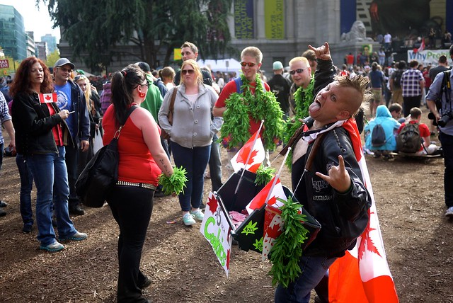 Canada Day 2011 | Vancouver Art Gallery
