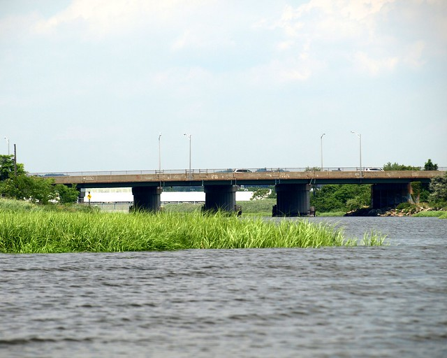 Belt Parkway Bridge over Old Mill Creek Jamaica Bay