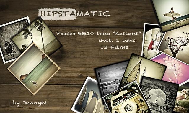 """HipstaPack Lens """"Kailani"""""""