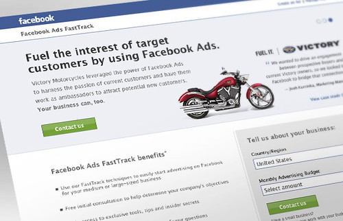 Facebook Advertising Drives 30% Increase In Paid Search Return On Ad Spend