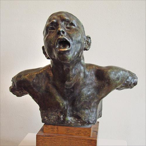 Le Cri d'Auguste Rodin (musée Rodin)
