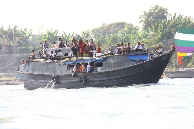 Lamyo River, 13/03/2011