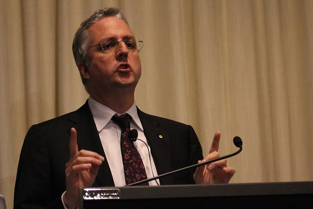 ABC MD Mark Scott talk at UTS - The Digital Era: Challenges and Responsibilities for the ABC