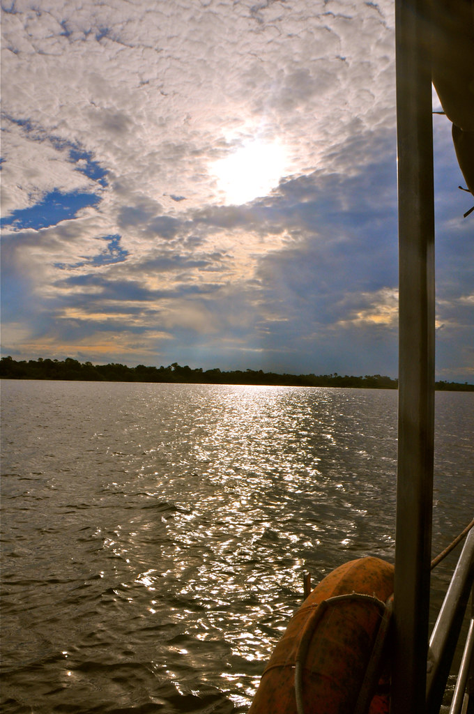 Sunset Cruise on the Zambezi River