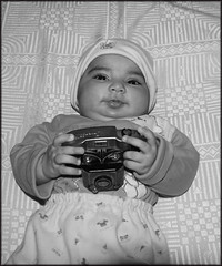 Photography Runs In Our Blood ..3 Month Old Nerjis Asif Shakir Google +Kid by firoze shakir photographerno1