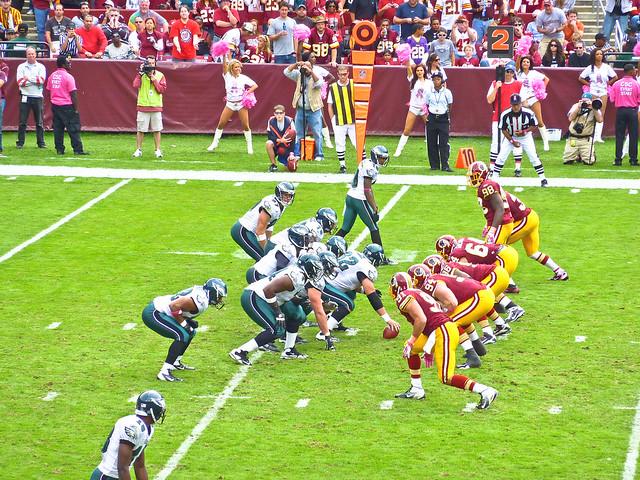 eagles vs redskins live us players sportsbook
