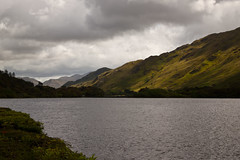 cloud, fjord, mountain, reservoir, nature, mountain range, loch, lake, bay, hill, body of water, highland, fell, landscape, lake district, mountainous landforms,