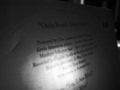 """Oct 22 2011 [Day 356] """"Ouija Board, Ouija Board"""""""