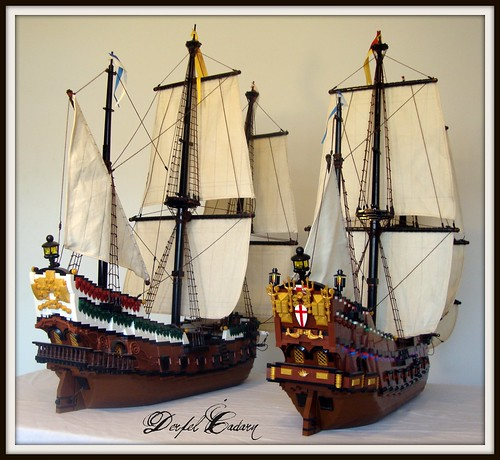 lego pirate ship custom images galleries with a bite. Black Bedroom Furniture Sets. Home Design Ideas
