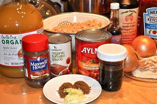 baked beans/ingredients 1