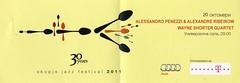 Alessandro Penezzi & Alexandre Ribeiro @ Skopje Jazz Festival, MACEDONIA