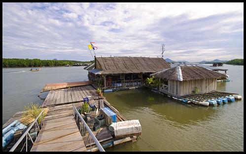 Samchong Seafood, Phang Nga
