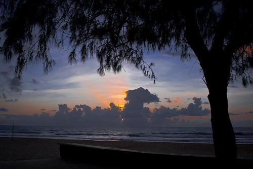 sun sol sunrise nascerdosol praiadeboaviagem