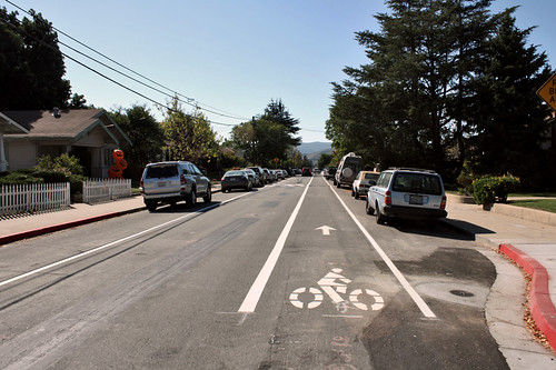 NEW Pismo St Bike Lane!
