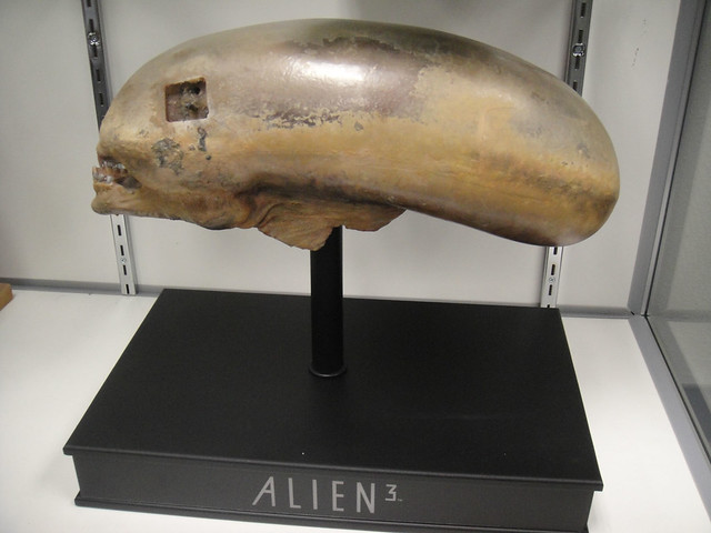 The Prop Store of London - LA - Alien 3 head