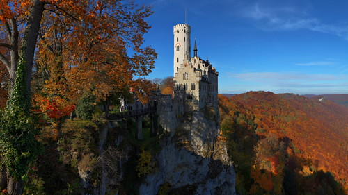 Lichtenstein - Schloss Lichtenstein