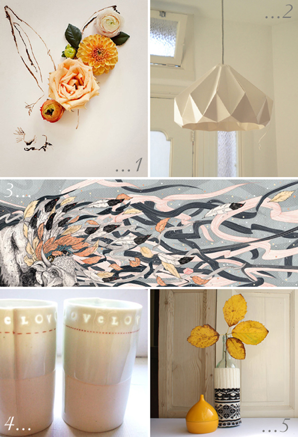 A special collection fabulous Etsy finds and home decor pieces as part of the Celbrate Color festivities!