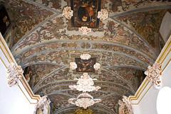 Techo de la Capilla de San Sebastian 1
