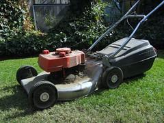 My   lawn mower  for 27 years , it died last week