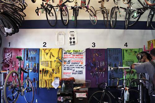 Los Angeles Bike Kitchen