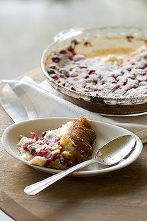 Cranberry Clafoutis copy