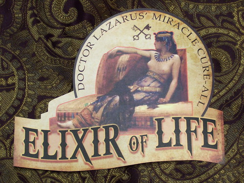 sign elixir of life (2) by broken toys