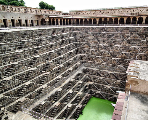 CHAND BAORI, RAJASTAN, INDIA by toyaguerrero
