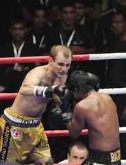 11/11/2011 Mumbai Fighters vs Dolce & Gabbana Milano Thunder