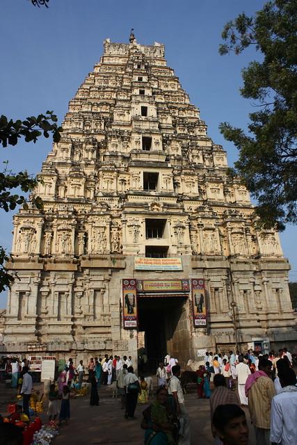 Hampi, Virupaksha Temple