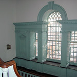 02u Independence Hall - Staircase - NRHP-66000683 (E)