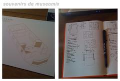 Laser vs. Stylo - Souvenirs de Museomix