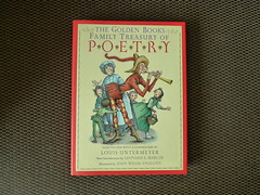 The Golden Books Family Treasury Of Poetry $48 by jasperjade