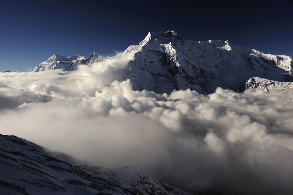 Annapurna II (7,937 m)