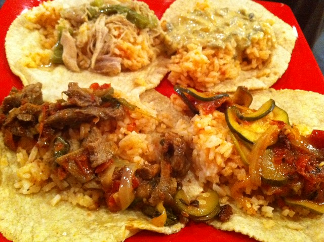 Tacos de guisado | Flickr - Photo Sharing!