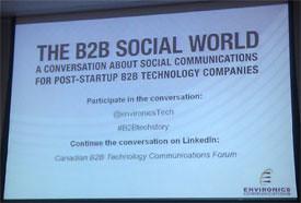 B2B Social World