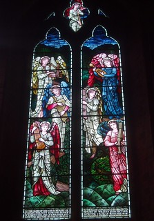 West Window, Wilden
