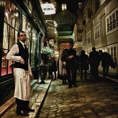 ~ une soirée parisienne ~