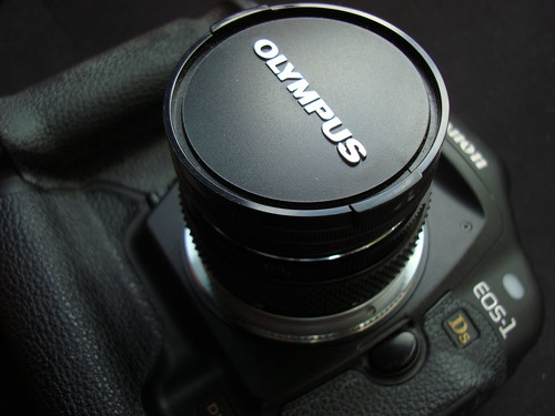 Olympus on Canon