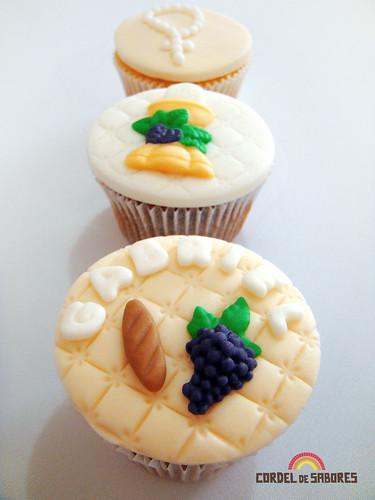 Cupcakes Primeira Comunhão