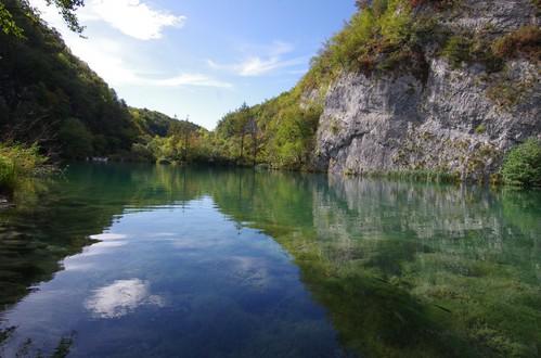 湖のある風景13